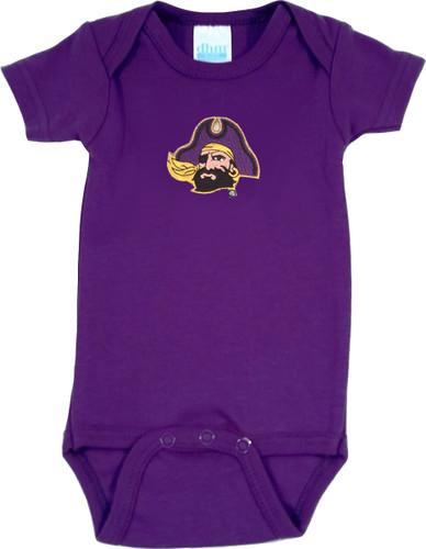 East Carolina Pirates Baby Onesie