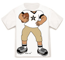 Vanderbilt Commodores Heads Up! Football Infant/Toddler T-Shirt