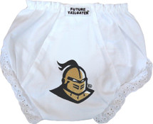 UCF Knights Eyelet Baby Diaper Cover