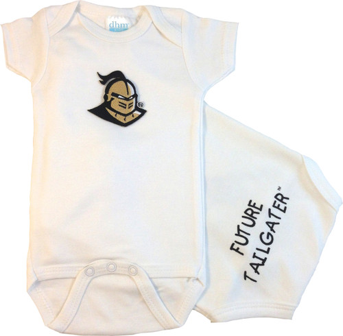 UCF Knights Future Tailgater Baby Onesie
