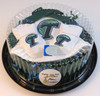 Tulane Green Wave Piece of Cake Baby Gift Set