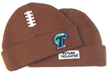 Tulane Green Wave Baby Football Cap