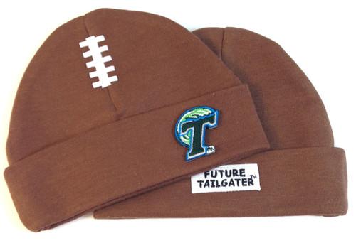 Tulane Green Wave Baby Football Cap