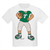 Tulane Green Wave Heads Up! Football Infant/Toddler T-Shirt