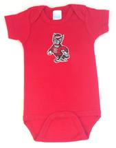 NC State Wolfpack Baby Onesie