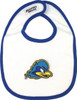 Delaware Blue Hens 2 Ply Baby Bib