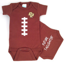 Cal Poly Mustangs Future Tailgater Football Baby Onesie