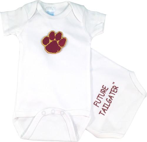 Bloomsburg Huskies Future Tailgater Baby Onesie