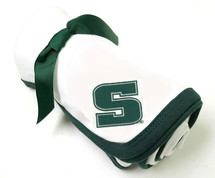 Slippery Rock Pride Baby Receiving Blanket
