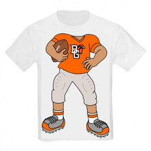 Bowling Green St. Falcons Heads Up! Football Infant/Toddler T-Shirt