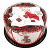 NC State Wolfpack Baby Fan Cake Clothing Gift Set