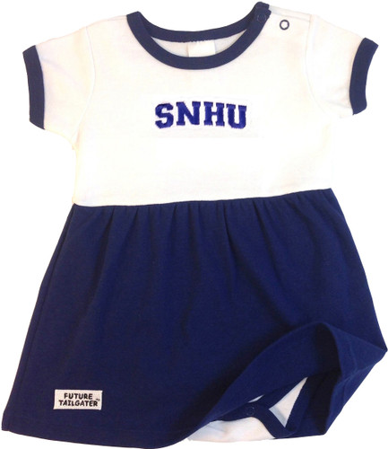Southern New Hampshire Baby Baby Onesie Dress
