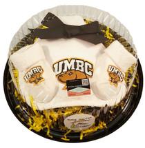 UMBC Retrievers Piece of Cake Baby Gift Set