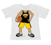 UMBC Retrievers Heads Up! Basketball Infant/Toddler T-Shirt