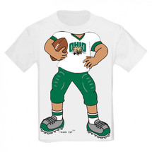 Ohio Bobcats Heads Up! Football Infant/Toddler T-Shirt