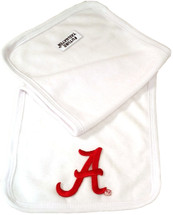 Alabama Crimson Tide Terry Baby Burp Cloth