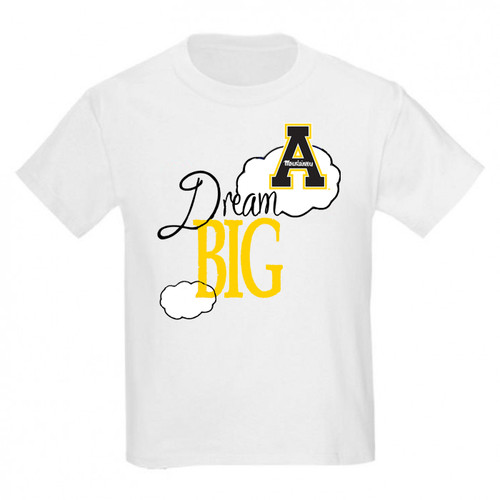 Appalachian State Mountaineers Dream Big Infant/Toddler T-Shirt