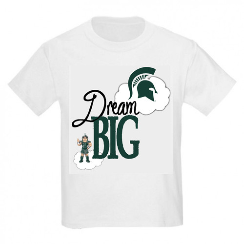 Michigan State Spartans Dream Big Infant/Toddler T-Shirt