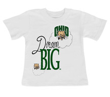 Ohio Bobcats Dream Big Infant/Toddler T-Shirt