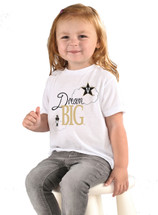 Vanderbilt Commodores Dream Big Infant/Toddler T-Shirt