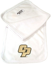 Cal Poly Mustangs Baby Terry Burp Cloth