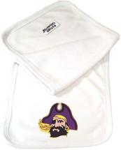 East Carolina Pirates Baby Terry Burp Cloth