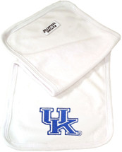 Kentucky Wildcats Baby Terry Burp Cloth
