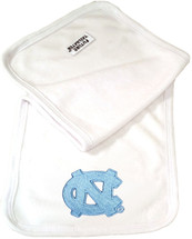 North Carolina Tar Heels Baby Terry Burp Cloth