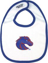 Boise State Broncos 2 Ply Baby Bib