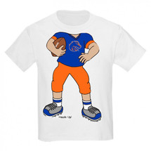 Boise State Broncos Heads Up! Football Infant/Toddler T-Shirt