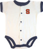 Syracuse Orange Baby Romper