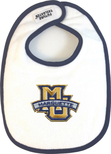 Marquette Golden Eagles 2 Ply Baby Bib