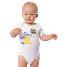 Marquette Golden Eagles Dream Big Baby Onesie