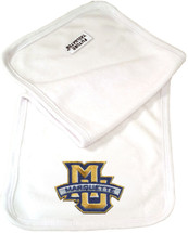 Marquette Golden Eagles Baby Terry Burp Cloth
