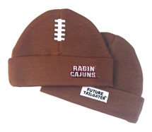 Louisiana Ragin Cajuns Baby Football Cap