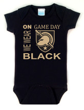 Army Black Knights On Gameday Baby Bodysuit