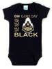 Purdue Boilermakers On Gameday Baby Onesie