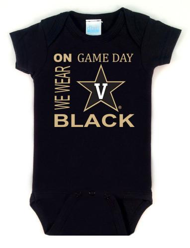 Vanderbilt Commodores On Gameday Infant/Toddler T-Shirt