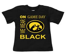 Iowa Hawkeyes On Gameday Infant/Toddler T-Shirt