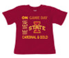 Iowa State Cyclones On Gameday Infant/Toddler T-Shirt