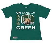 Ohio Bobcats On Gameday Infant/Toddler T-Shirt