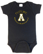 Appalachian State Mountaineers Future Baby Onesie