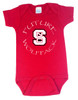NC State Wolfpack Future Baby Onesie