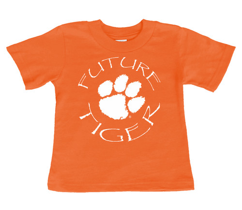 Clemson Tigers Future Infant/Toddler T-Shirt