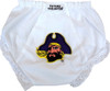 East Carolina Pirates Eyelet Baby Diaper Cover