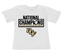 UCF Knights CHAMPIONS Baby/Toddler T-Shirt