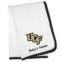 UCF Knights Personalized Baby Blanket