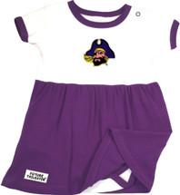 East Carolina Pirates Baby Onesie Dress