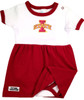 Iowa State Cyclones Baby Onesie Dress