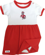 NC State Wolfpack Baby Onesie Dress